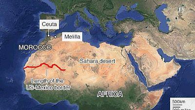 Trump conseille à l'Espagne d'ériger un mur au Sahara — Migrants