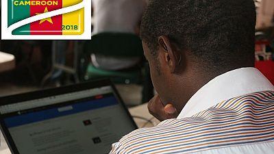 Au Cameroun, les réseaux sociaux au coeur de la présidentielle
