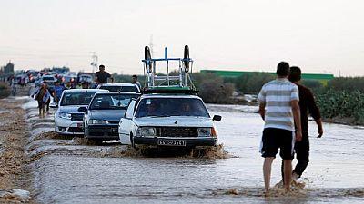 Tunisie : quatre morts dans des pluies diluviennes