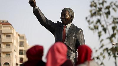 Nelson Mandela statue to be erected at U.N. headquarters