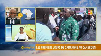 Campaigns begin for Cameroon's presidential [The Morning Call]