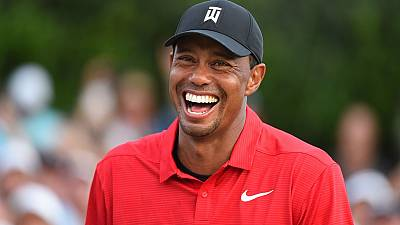 Twitter users call out pundits who gave up on Tiger Woods