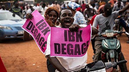 La police malienne réprime les manifestations à la veille du jour de l'indépendance [No Comment]