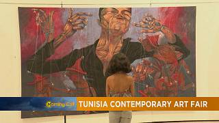 Tunisia contemporary art fair [The Morning Call]