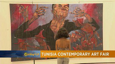Tunisia contemporary art fair [The Morning Call]