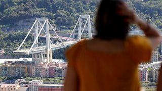Ein Monat nach dem Einsturz: Stilles Gedenken in Genua