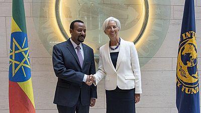 Ethiopia PM to IMF: Sustaining rapid growth, my utmost priority