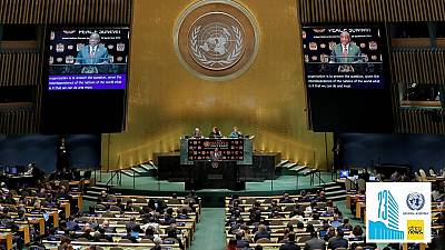 The 73rd United Nations General Assembly in 10 points