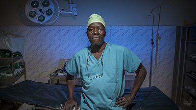 South Sudan doctor serving refugees wins U.N. Nansen prize
