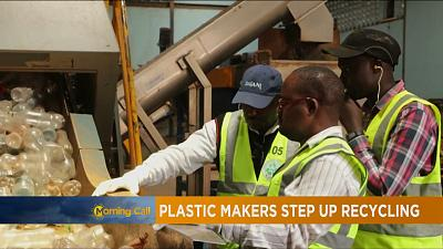 Plastic makers step up recycling [The Morning Call]