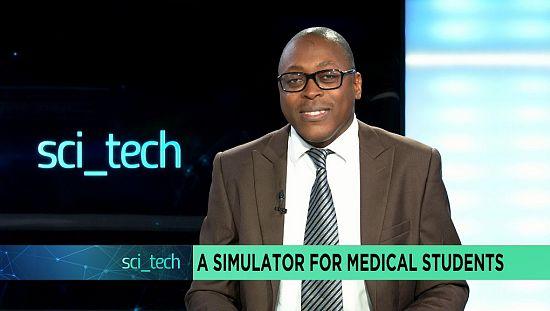 Un simulateur pour étudiants en médecine [Sci tech]