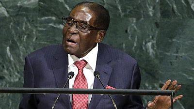 Video: Throwback to Mugabe's final UN speech as Zimbabwe president