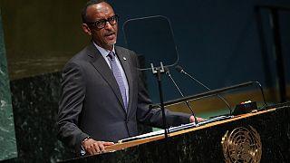 Kagame tells U.N. delegates Africa's global position must change