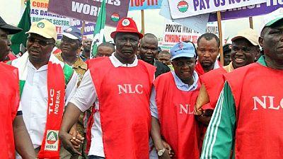 Nigeria : une grève illimitée pour obtenir l'augmentation du salaire minimum