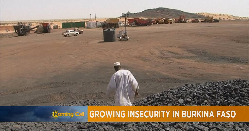 Burkina Faso's govt insecurity challenge [The Morning Call]