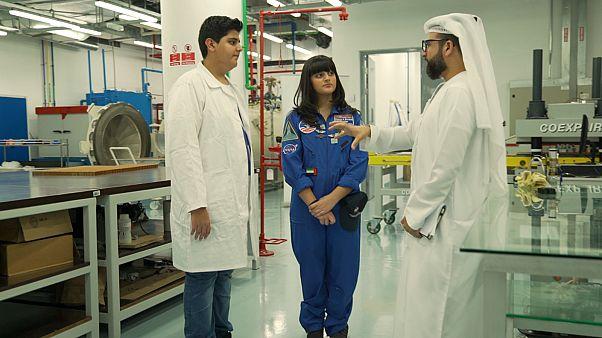 Meet Adeeb and Dana Alblooshi, two super smart UAE siblings
