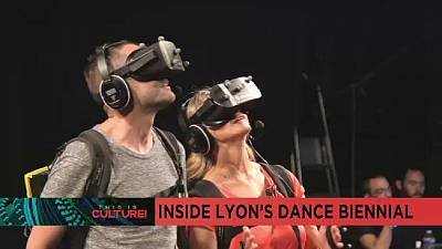 2018 Lyon Dance Biennale