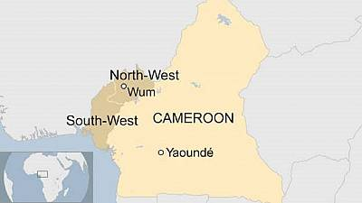 Cameroon prison attacked by armed men, about 70 inmates escape