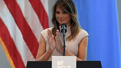Melania trump reveals countries on African tour