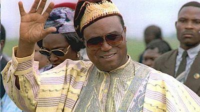 Former Benin president, Nicephore Soglo criticises gov't.