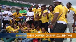 Campaigns open for Gabon's local elections [The Morning Call]