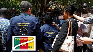 EU tasks Cameroon with credible polls but won't deploy observers