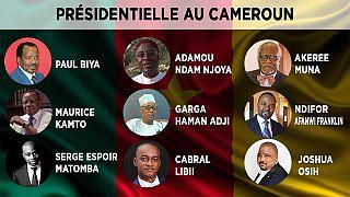 Présidentielle 2018 au Cameroun : décryptage des slogans des candidats