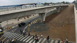 Tanzania gets first flyover thanks to Japanese grant