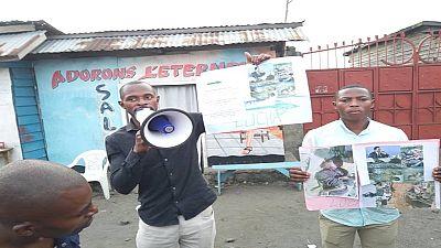 RDC : de nouvelles manifestations ce vendredi contre les violences à Beni