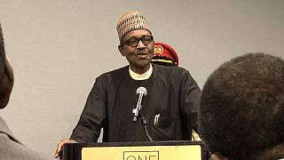 Buhari mocks former allies who defected to contest presidency