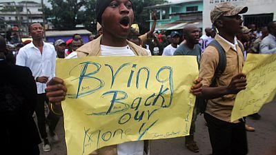 """Liberia - Argent """"disparu"""" : mandat d'arrêt contre le fils d'Ellen Johnson Sirleaf"""