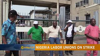 Workers in Nigeria on strike over minimum wage [The Morning Call]