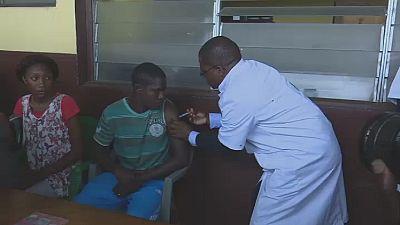 Congo: en guerre contre la fièvre jaune