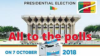 Ten quick facts about the 2018 presidential elections in Cameroon.