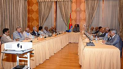 Ethiopia accord tops agenda as Eritrea cabinet meets