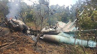 Nigeria : deux pilotes meurent dans le crash de leur avion
