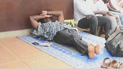 Togo : 10ème jour de grève de la faim pour l'opposant Habia