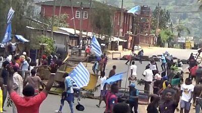 Anglophone Cameroon under 48-hour curfew over separatist threat