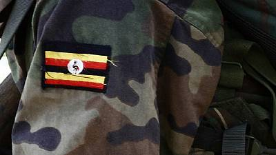 Ugandan soldier beaten by boys for sneaking into girl's dormitory