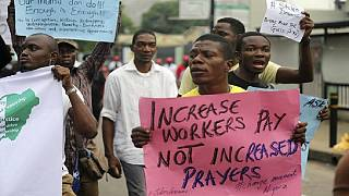 Nigeria labour unions call off nationwide strike