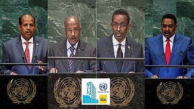Horn of Africa unites on Eritrea sanctions lifting at UNGA