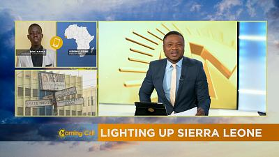 Akon to invest solar power project in Sierra Leone [The Morning Call]