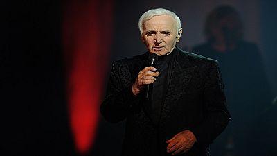 Charles Aznavour, dernier des géants de la musique française décédé