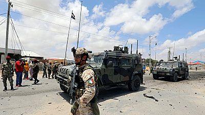 Somalie : un convoi de l'UE visé par un attentat-suicide