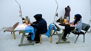 Embroidery lifts poor women in eastern Libya out of poverty