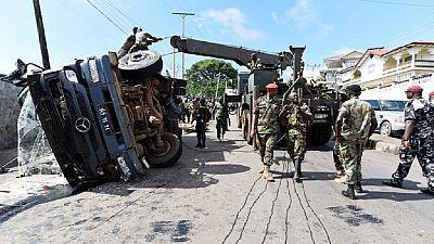 Sierra Leone : près de huit personnes tuées dans l'accident d'un camion militaire