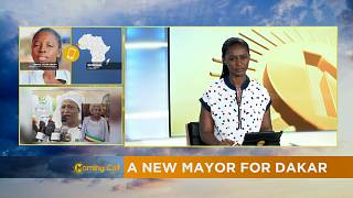 New mayor of Dakar: Soham El Wardini [The Morning Call]