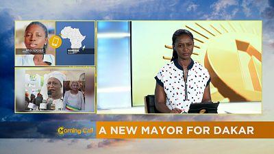 New mayor of Dakar: Soham El Wardini [The Morning Call]