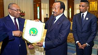 CAF will not withdraw AFCON 2019 hosting rights from Cameroon: president