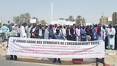 Guinea Bissau: Teachers union strike over pay